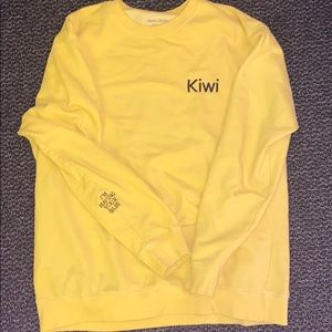 Harry Styles KIWI Sweatshirt